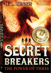 Secret Breakers: Book 1, The Power of Three