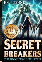 Secret Breakers: Book 3, The Knights of Neustria