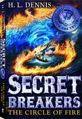 Secret Breakers: Book 6: The Circle of Fire