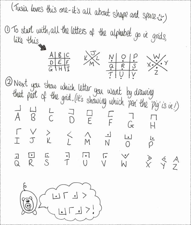 code cipher lessons hl dennis